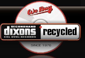 Dixons Recycled – Melbourne's Original Second Hand LP/CD/DVD